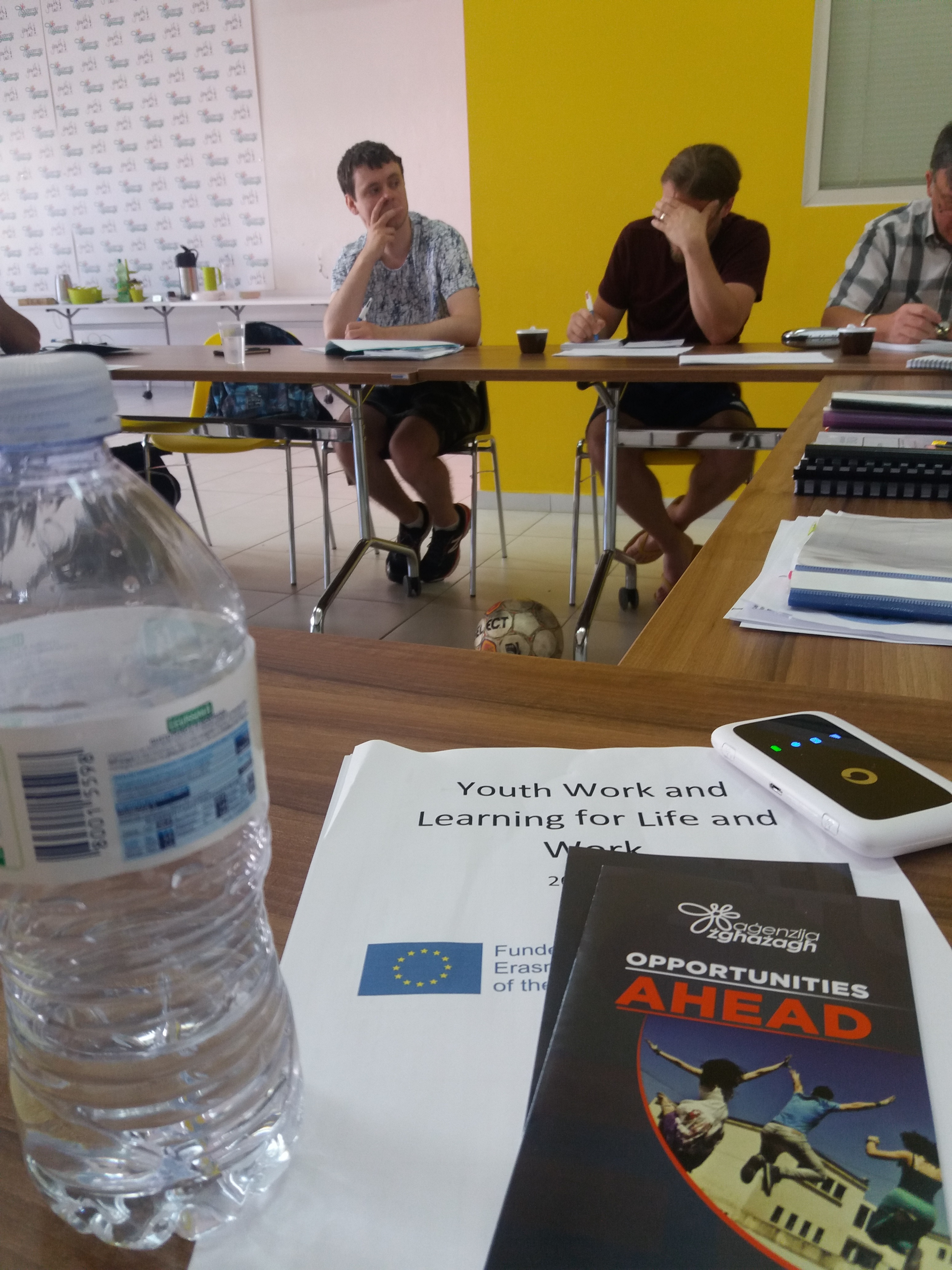 Youth work IMPACTS Europe